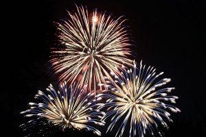 Fireworks display Bracknell RFC sunday 4 november 2018 berkshire