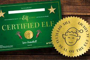 Christmas Elf academy lexicon bracknell berkshire december 2018
