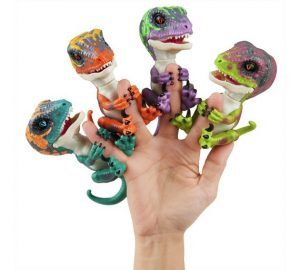 Fingerlings Untamed Dinos Christmas gifts 2018
