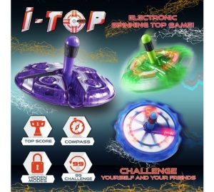I-Top Spinner Christmas Gifts 2018