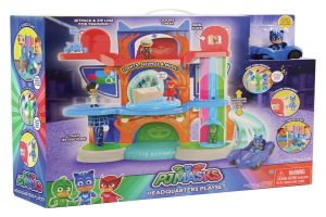 PJ Masks Deluxe Headquarters Christmas 2018