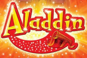 Aladdin pantomime 2018 reading hexagon theatre