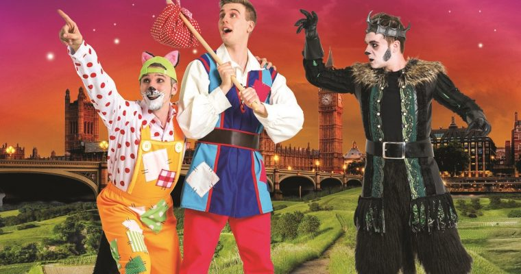 Dick Whittington Review, The Kenton Theatre