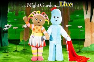 In the Night Garden Live The Hexagon Reading Berkshire April 2019