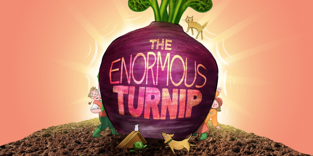 The Enormous Turnip and Easter Fun at Norden Farm
